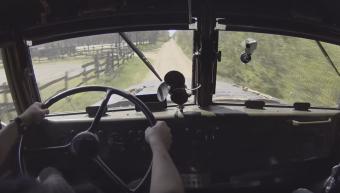 Egy modern gépekhez szokott kamionos találkozása a Krazzal