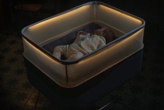Ha csak autóban alszik el a baba, ezt imádni fogod!