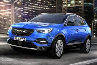 Első képek az Opel Grandland X-ről