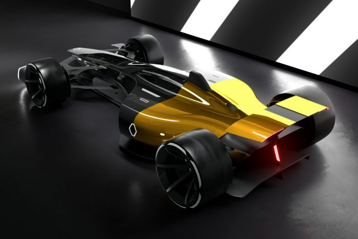 V6-os turbómotor minimális üzemanyaggal: rövidebb, de intenzívebb versenyek, egy hétvégén akár több futam is elképzelhető.