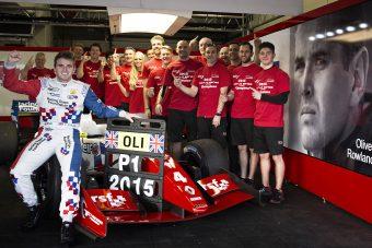 F1: Új tesztpilóta a Renault-nál