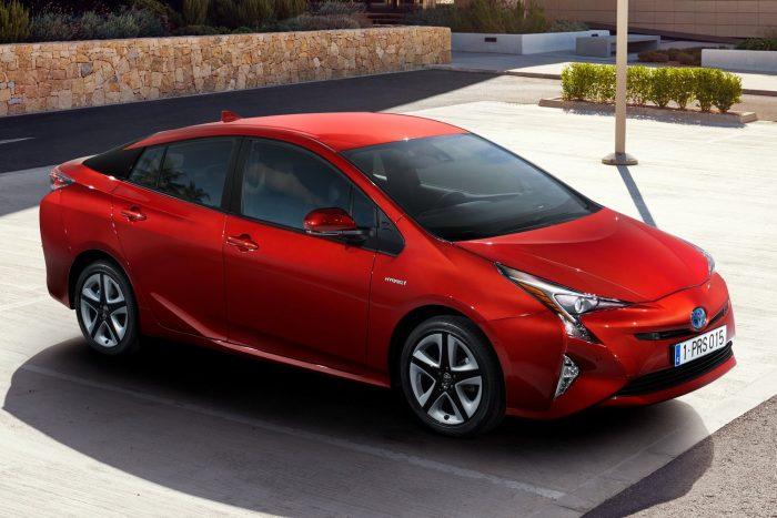 Kompakt modellek: Toyota Prius