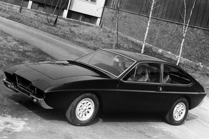 Volvo 164 GTZ 3000 by Zagato (1970)