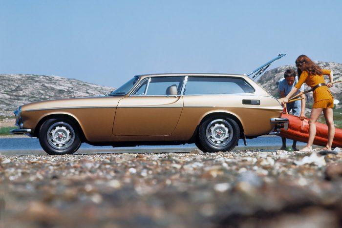 Volvo 1800 ES (1972–73)