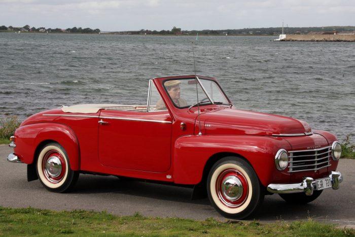 Volvo PV445 Valbo Cabriolet (1950-?)