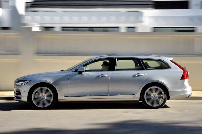 Kombik: Volvo V90