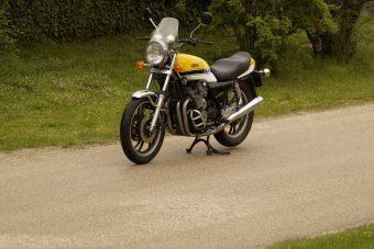 Így szívtam végig a tavaszt öreg motorommal
