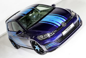 Brutális és környezetbarát az első hibrid Golf GTI