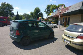 Budapesten járt a parkolás királya