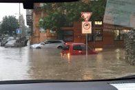 Szürreális videók kerültek elő a hét eleji hatalmas esőzésről 1