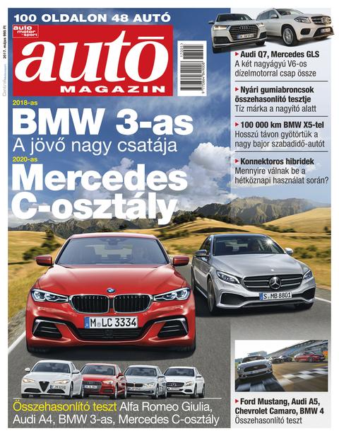 Autó Magazin 2017 május