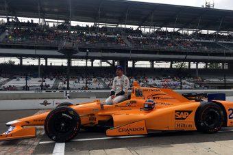 Alonso visszatér Indianapolisba