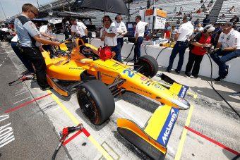 Az IndyCarba várják Alonsót