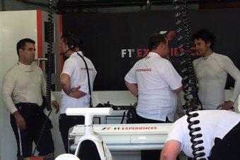 F1: A magyar pilóta is pályára lép Barcelonában