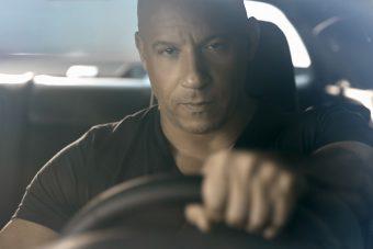 Vin Diesel a Dodge izomautók arca