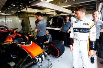 Button: Csalódást keltő a McLaren