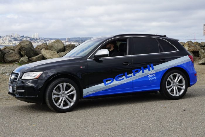 Delphi Audi SQ5 (2)