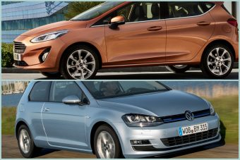Már nem a VW Golf Európa első számú autója