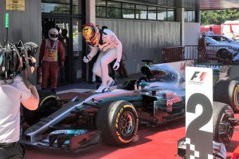 F1: Lehet-e Hamilton az új Schumacher?