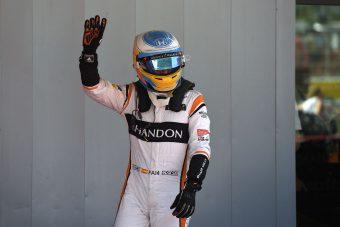 Alonso: Gyönyörű nap a mai