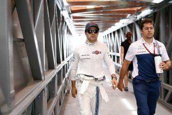 F1: Massa vonuljon vissza!