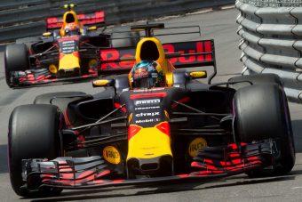 F1: Húzós futamok várnak a Red Bullra