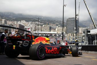 F1: Később és kevesebbet kap a Red Bull