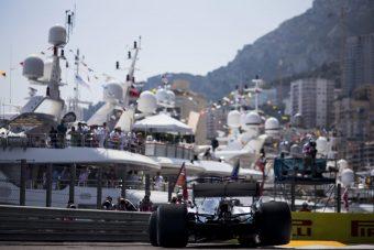 F1: Őrület lesz a monacói időmérő