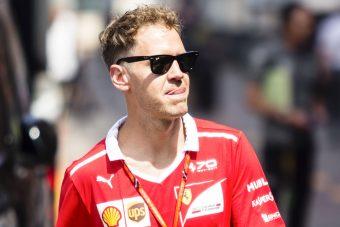 F1: Vettel addig marad a Ferrarinál, ameddig csak szeretne