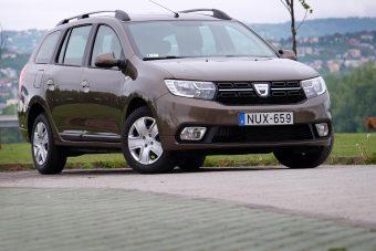 Egyliteres családi kombi: Dacia Logan MCV
