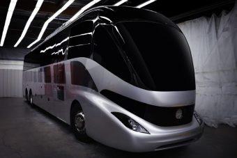 Ez az amerikai busz képviseli most a jövőt