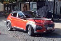 Már nagyon meg akar születni a Hyundai Kona 1