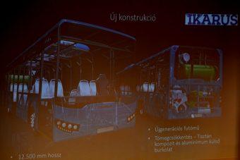 Ezzel az Ikarusszal támadhat fel újra a magyar autóbuszgyártás