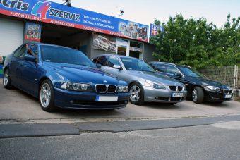 Erre figyeljen, aki használt BMW Ötösre (E60-61) vágyik