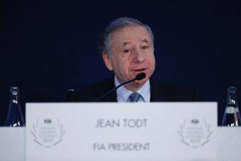 F1: Ellenjelölt nélkül lesz újra elnök Jean Todt