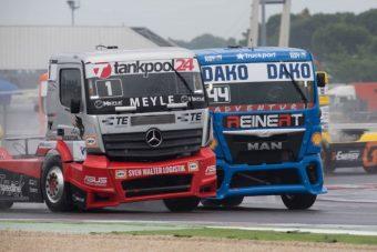 Olaszországban folytatódik a kamion-Európa-bajnokság