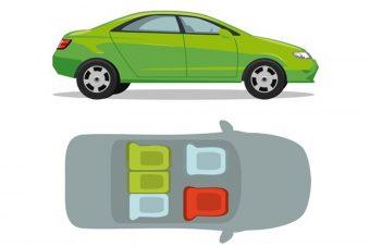 Tudod, hol a legbiztonságosabb autóban, buszon, hajon vagy repülőn?