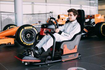F1: Nem vicc, te is lehetsz a McLaren tesztpilótája
