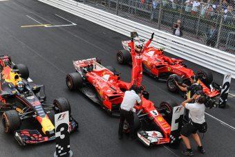 F1: Történelmi sikerről beszél a Ferrari-elnök