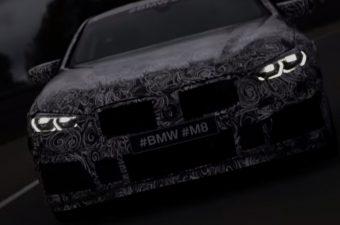 Jön a BMW legnagyobb durranása, az M8