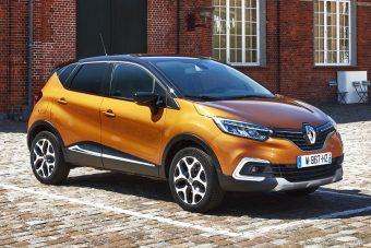 Renault Captur facelift: alapjaiban ugyanaz