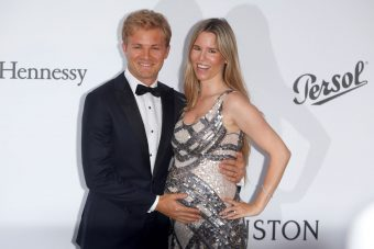 F1: Rosberget filmsztárként fogadták