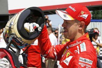 F1: Ezen a hétvégén más van a fejeken