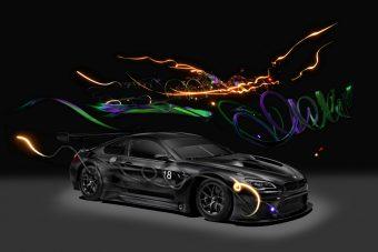 Új BMW Art Car: a kézzel foghatatlanság művészete