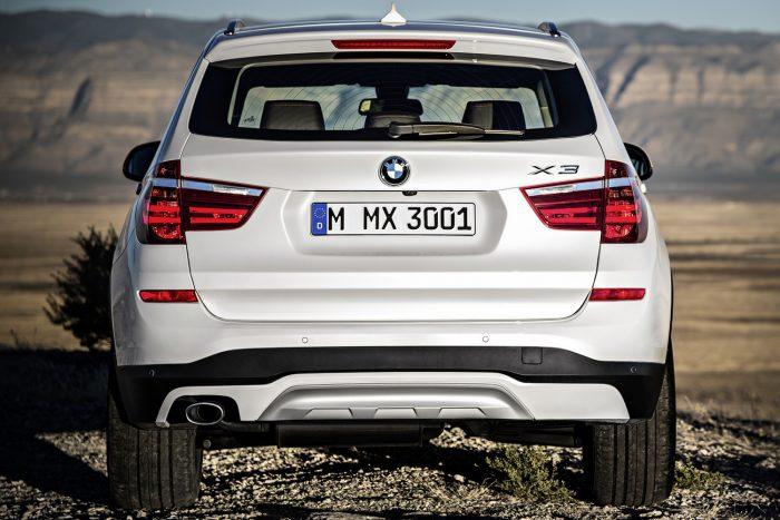BMW X3: a nagyokra hajaz 5