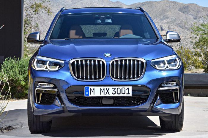 BMW X3: a nagyokra hajaz 4