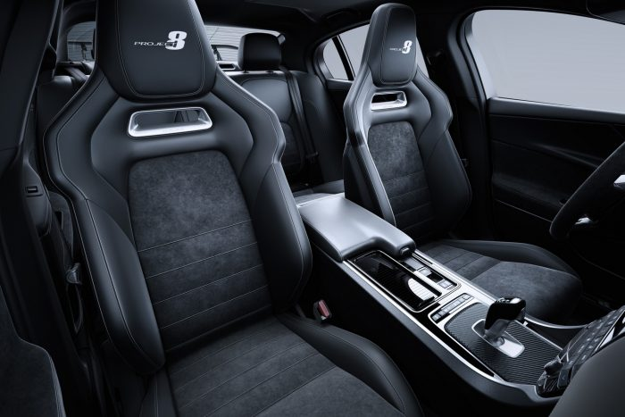 Négyajtós szupersportkocsit épít a Jaguar 5