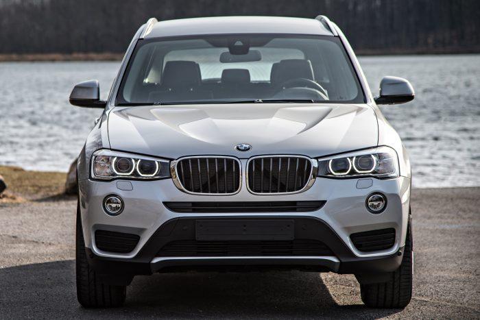 BMW X3: a nagyokra hajaz 3