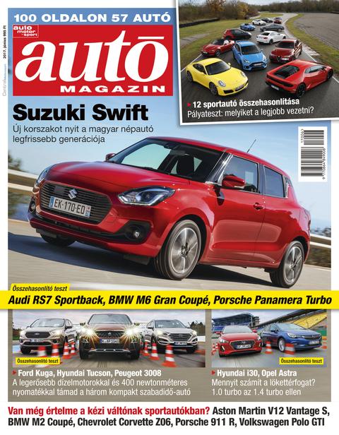 Autó Magazin 2017 június