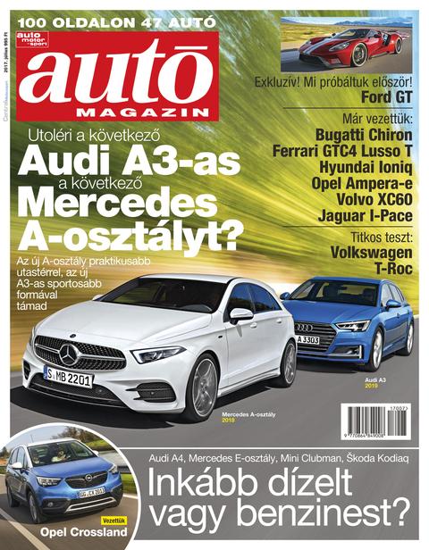 Autó Magazin 2017 július
